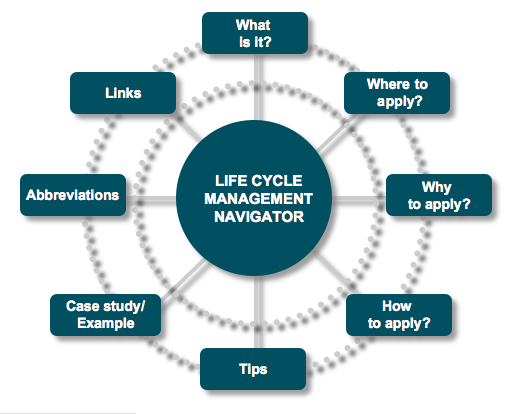 Life Cycle Management Life Cycle Initiative