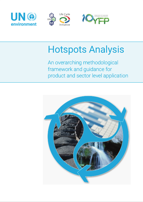 Hotspots Analysis: An overarching methodologial framework and guidance for product and sector level application