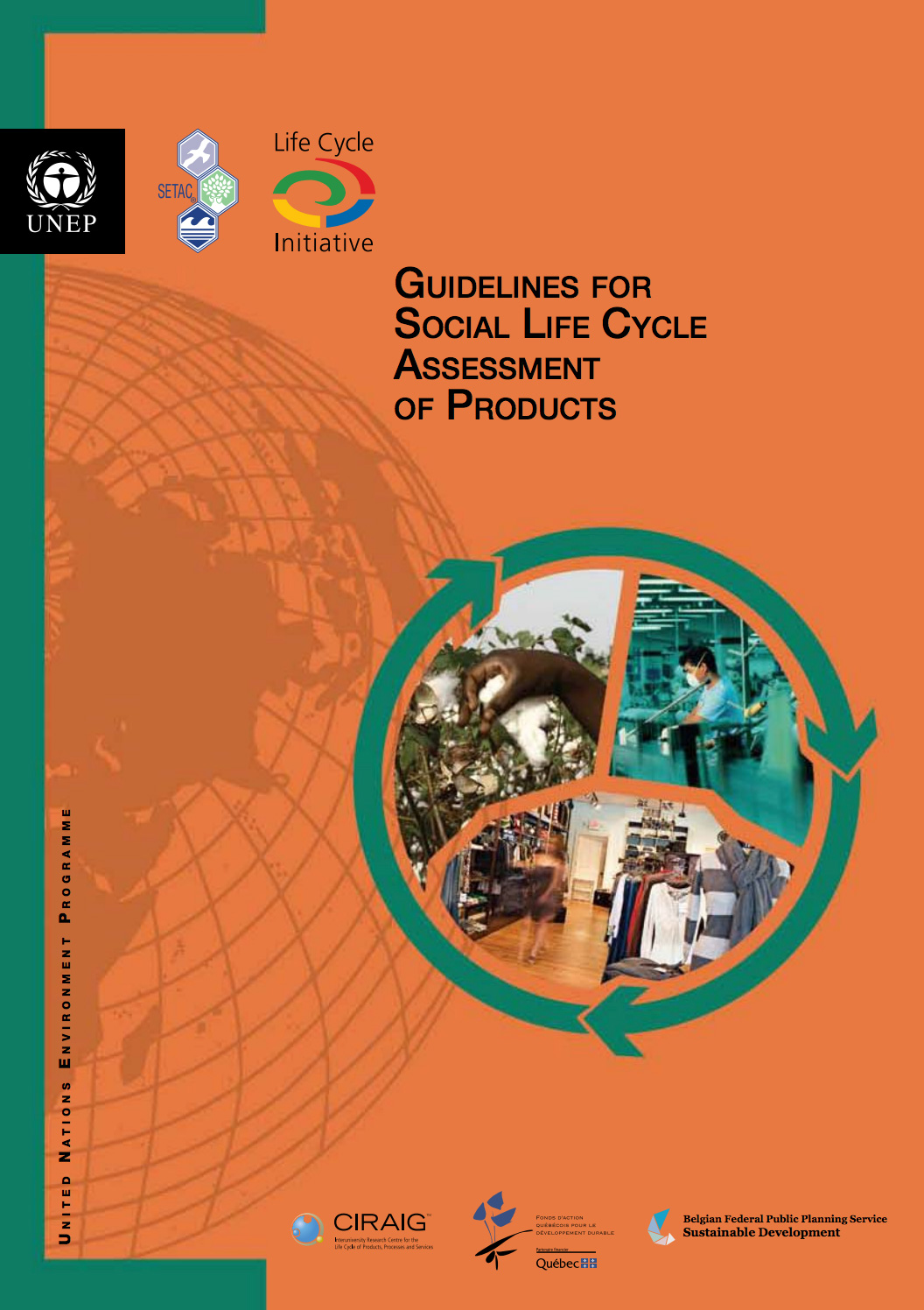 guidelines for social life cycle assessment of products