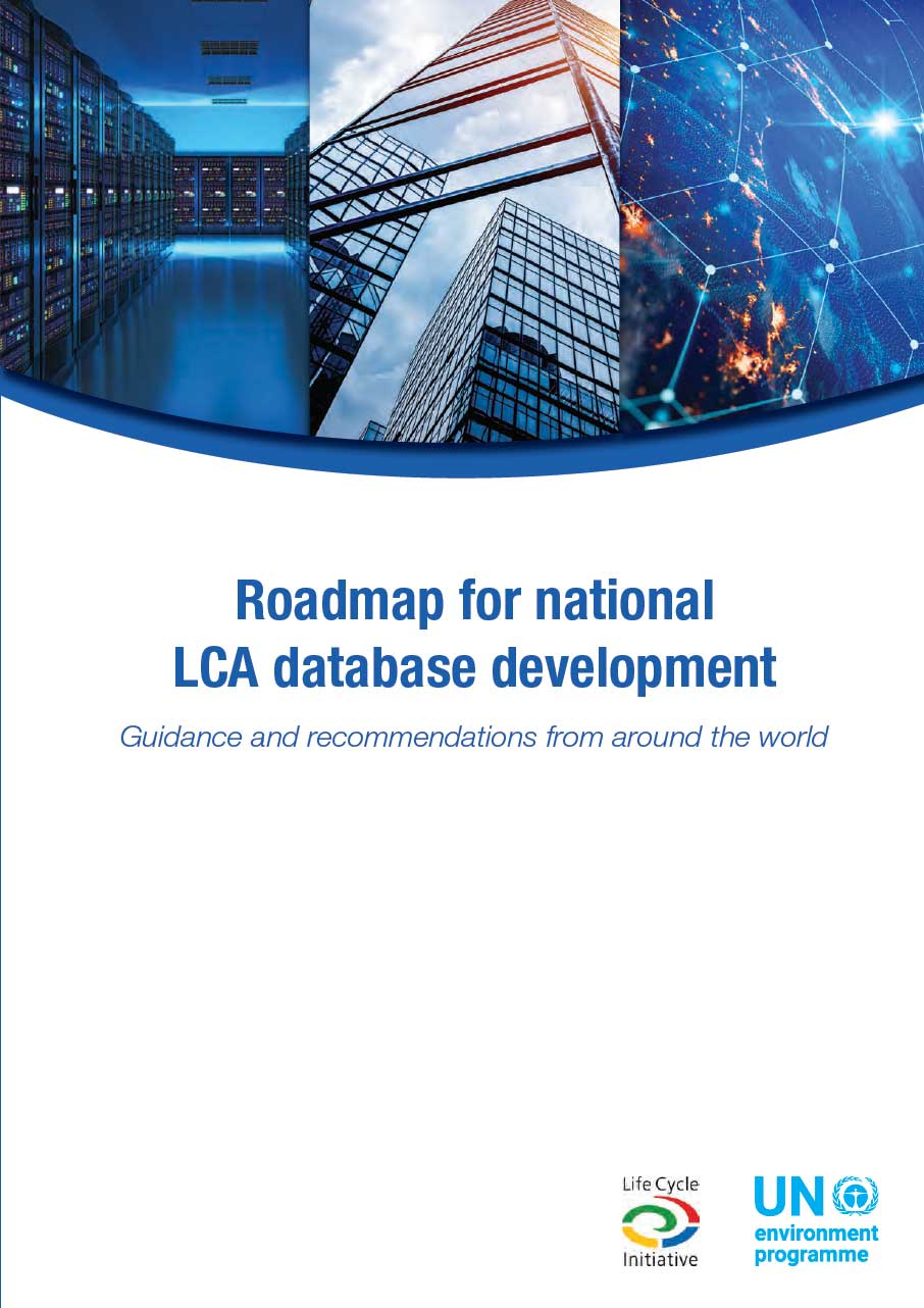 LCA database roadmap
